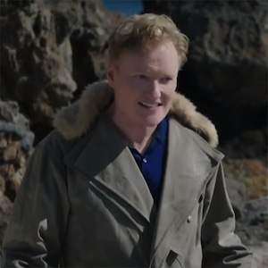 Conan O'Brien, Wonder Woman
