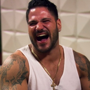 Famously Single 205, Ronnie Magro-Ortiz