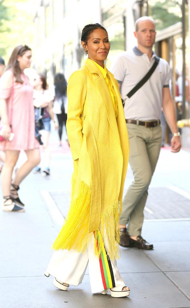 ESC: Best Dressed, Jada Pinkett Smith