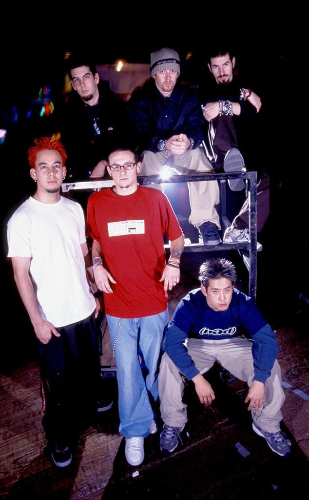 Linkin Park, Mike Shinoda, Chester Bennington, Rob Bourdon, Dave Farrell, Joe Hahn