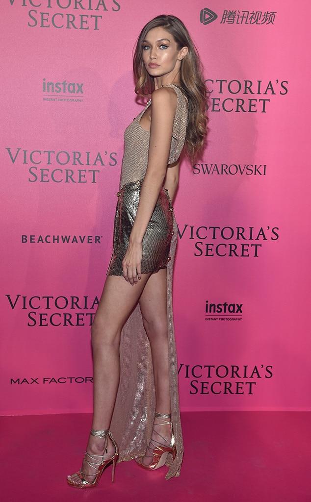 Gigi Hadid, Victoria's Secret Fashion Show
