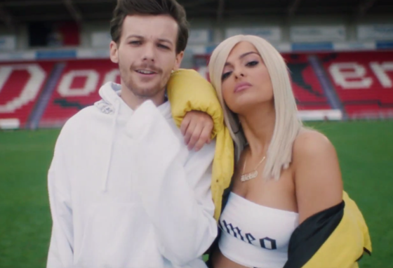 Louis Tomlinson, Bebe Rexha, Back To You
