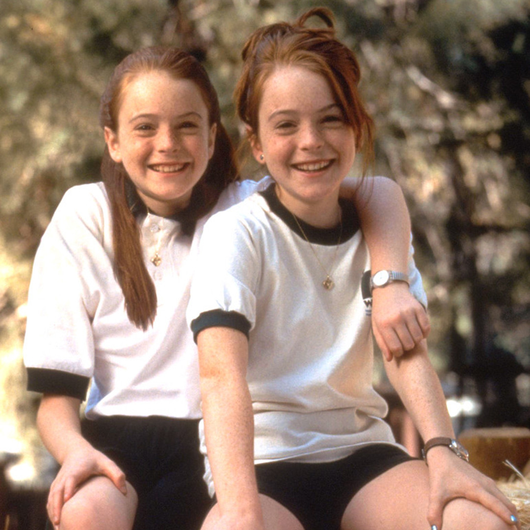 Lindsay Lohan, The Parent Trap, Instagram