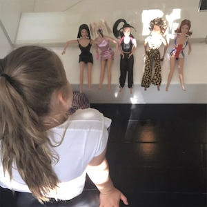 Harper Beckham, Spice Girls, Dolls