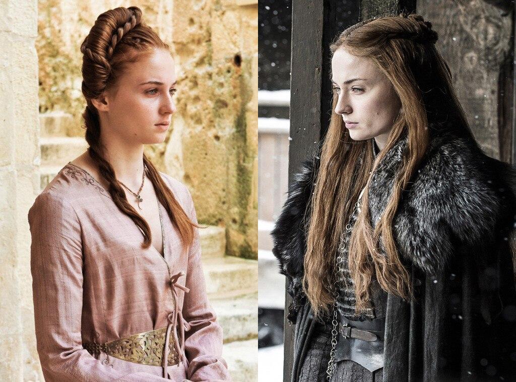 Sophie Turner, Game of Thrones