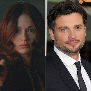 Comic Con Casting News, Wentworth Miller, Crystal Reed, Tom Welling