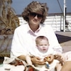 Princess Diana Prince Harry, Childhood Photo