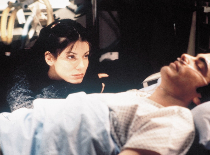 While You Were Sleeping, Sandra Bullock
