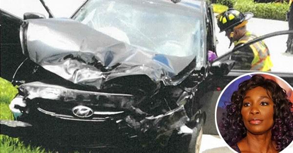 Venus Williams, Car Accident