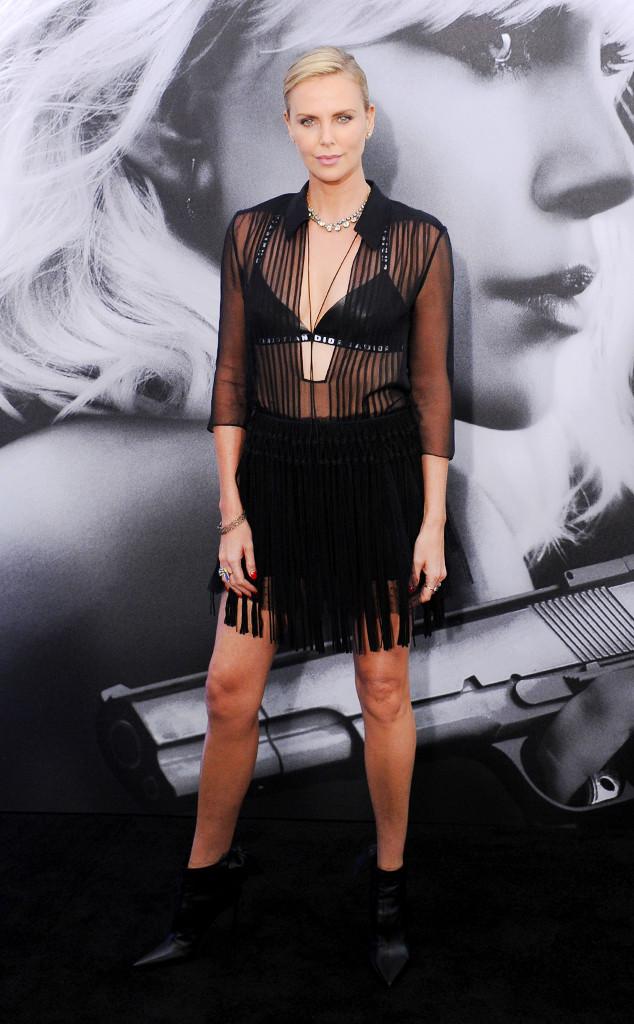 ESC: Charlize Theron