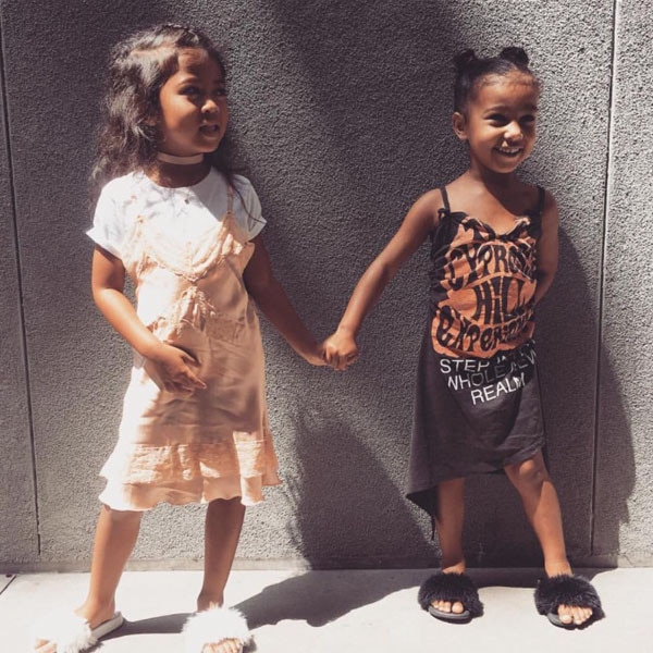North West, Instagram
