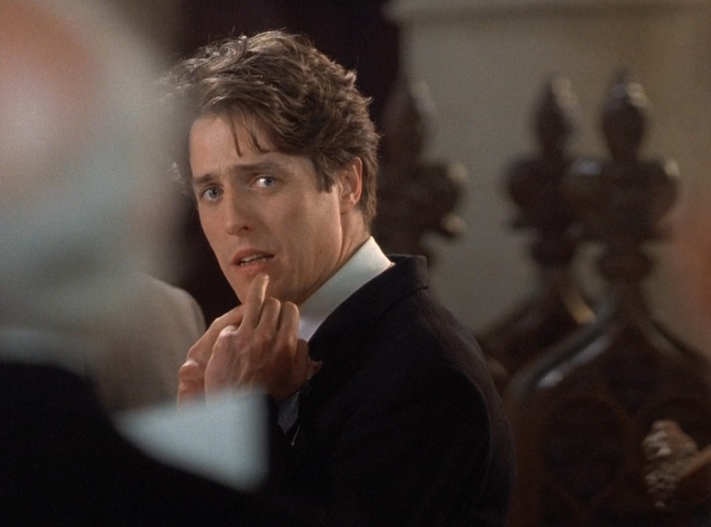 Hugh Grant, Four Weddings and a Funeral