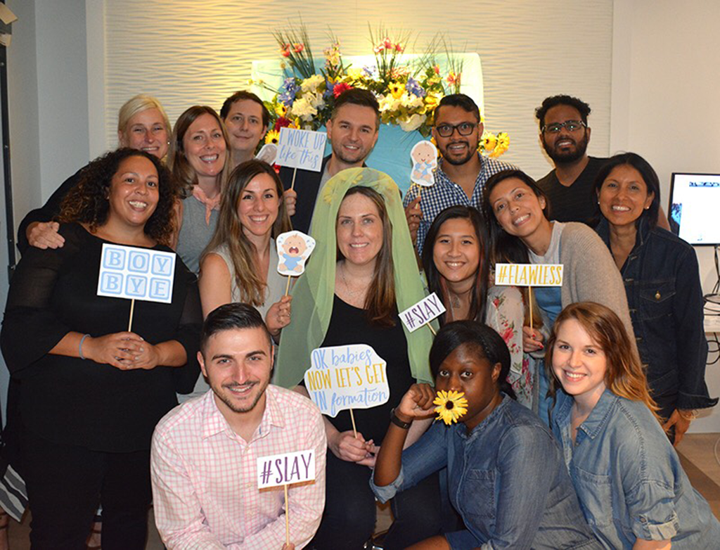 Beyonce, Baby Shower, Viral