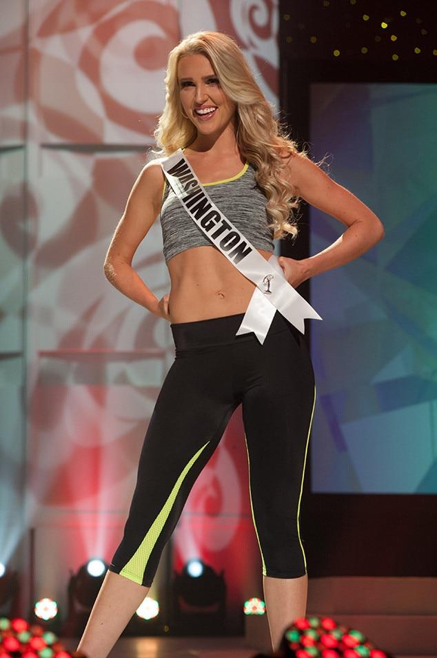 Payton May Miss Washington Outstanding Teen - YouTube