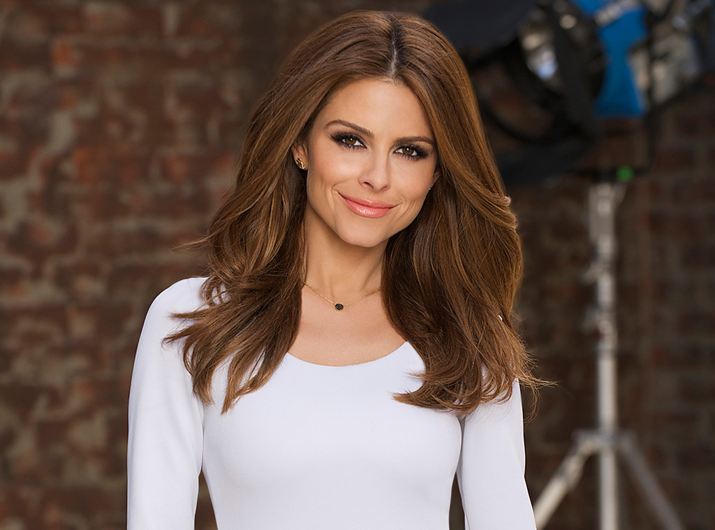 Maria Menounos, E! News
