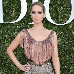 Jennifer Lawrence, Paris Fashion Week