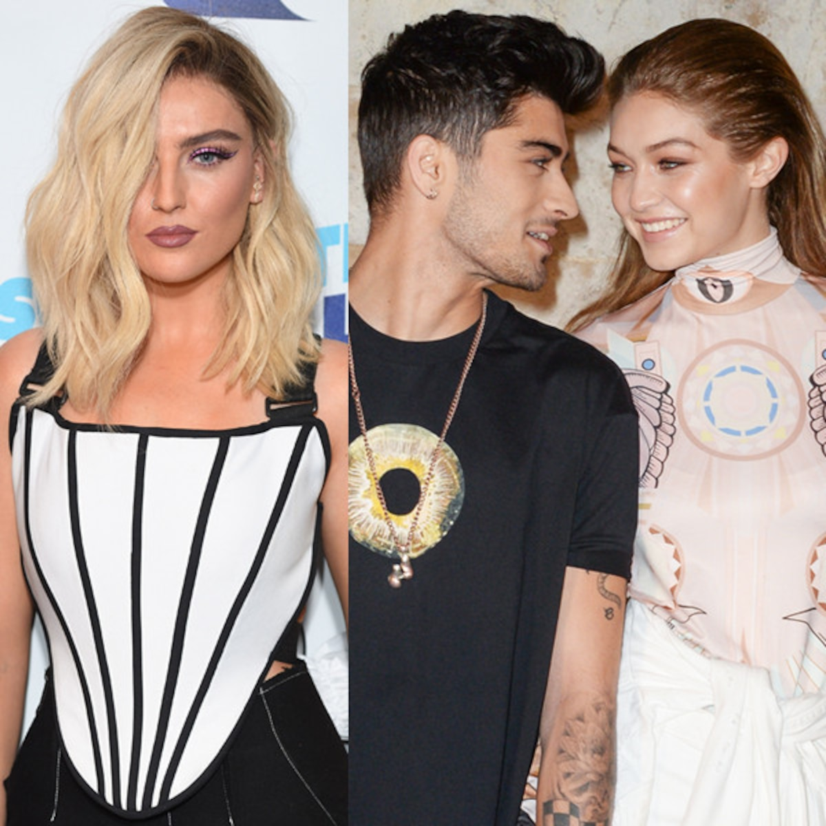 Zayn Malik's Ex Perrie Edwards Says She's Having the Time of My ...