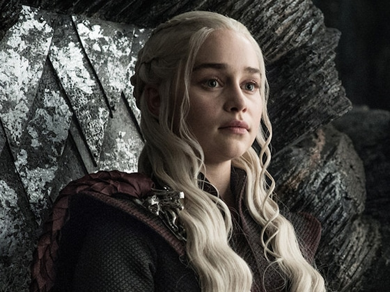 Emilia Clarke Says Goodbye to <I>Game of Thrones</i>: &quot;Thank You for the Life I Never Dreamed I'd Be Able to Live&quot;</I>