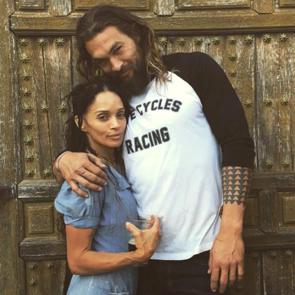 The Secrets of Jason Momoa and Lisa Bonet's Epic Love Story | E! News