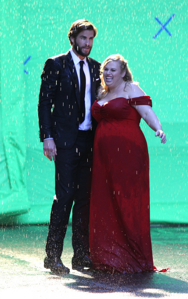 Liam Hemsworth, Rebel Wilson
