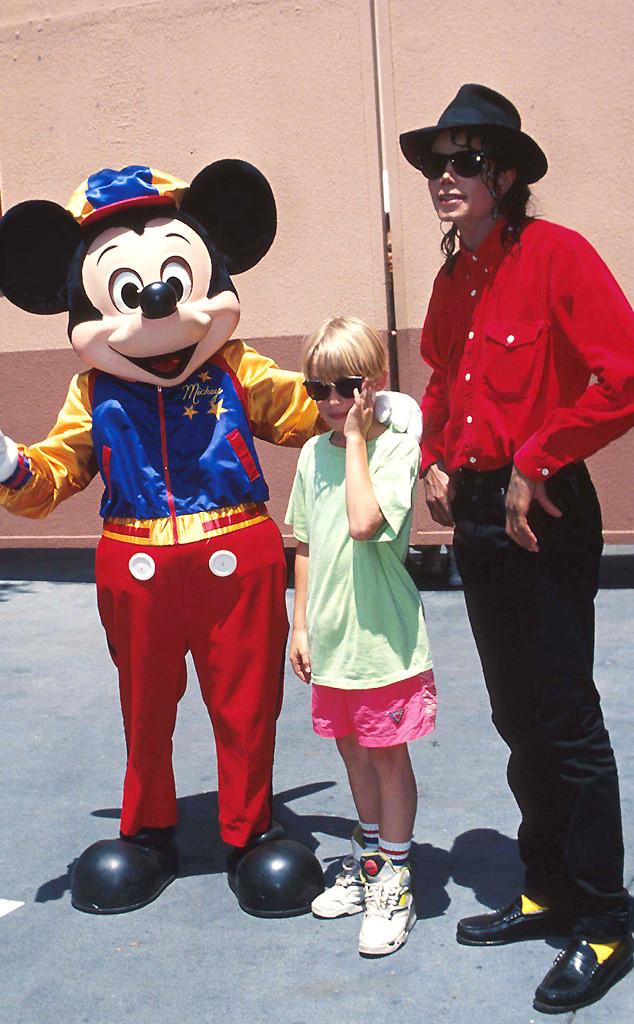 Macaulay Culkin And Michael Jackson Relationship