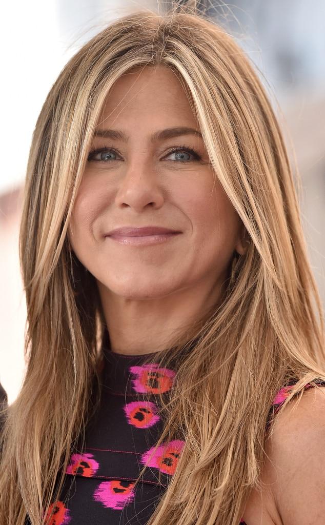 aniston hair Jennifer