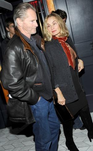 Sam Shepard, Jessica Lange, 2009