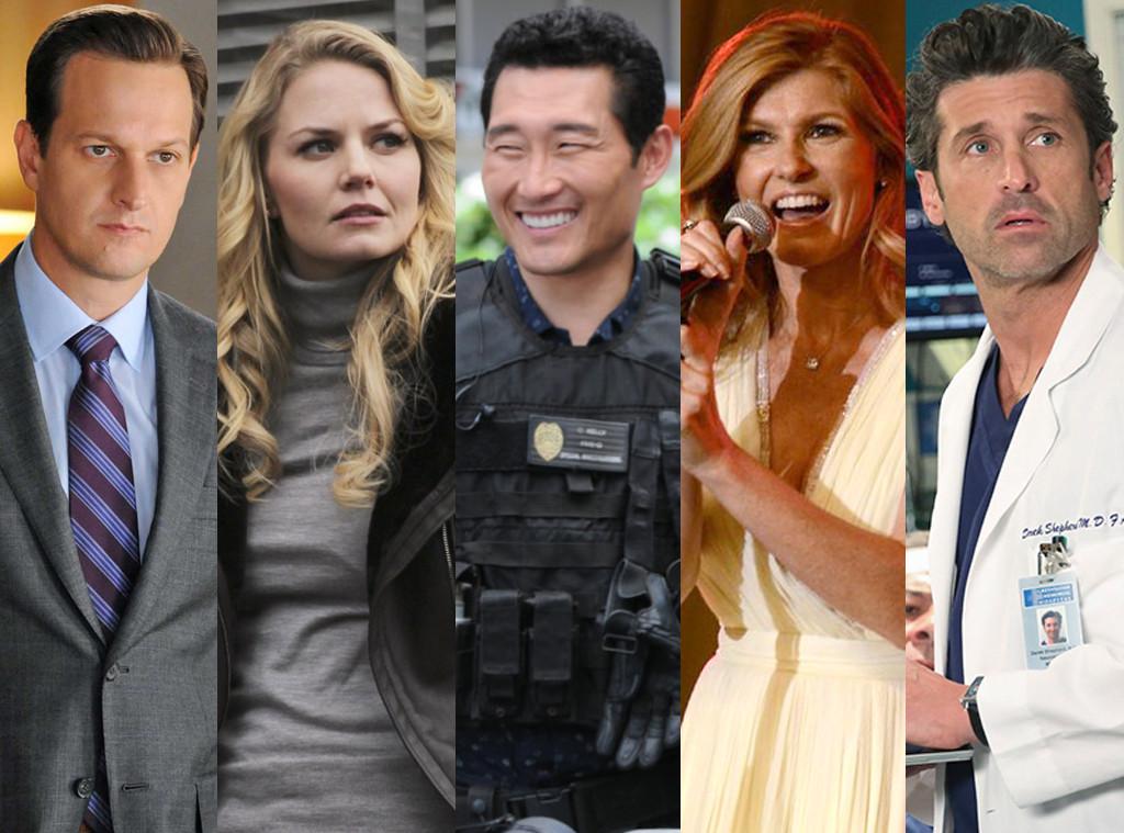 Stars who left hit shows split