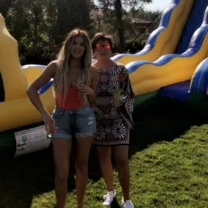 Khloe Kardashian, Kris Jenner, Fourth of July