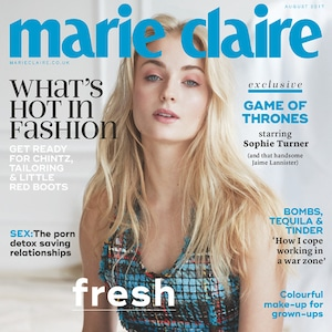 Sophie Turner, Marie Claire UK