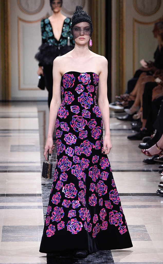 Giorgio Armani Privé From Best Looks From Haute Couture Paris