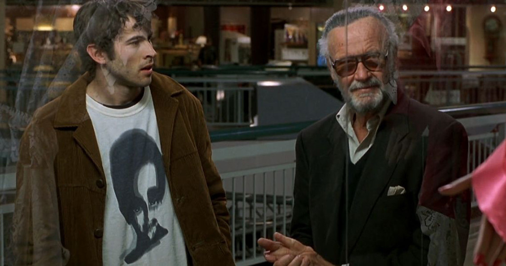 Jason Lee, Stan Lee, Mallrats