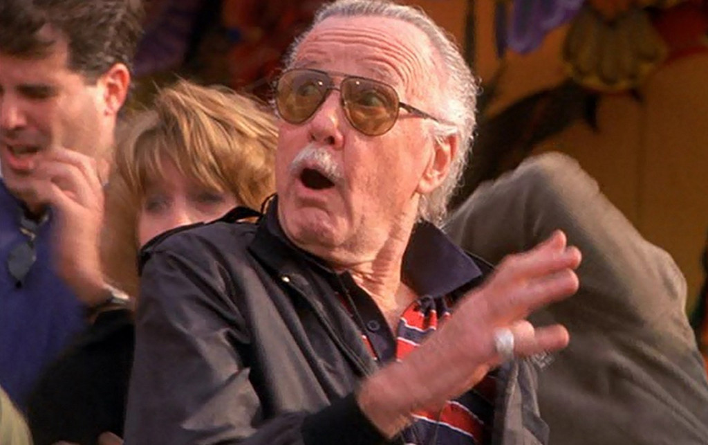 Remember Stan Lee With All Of His Marvel Movie Cameos E News