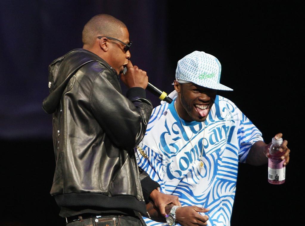 Jay Z, 50 Cent