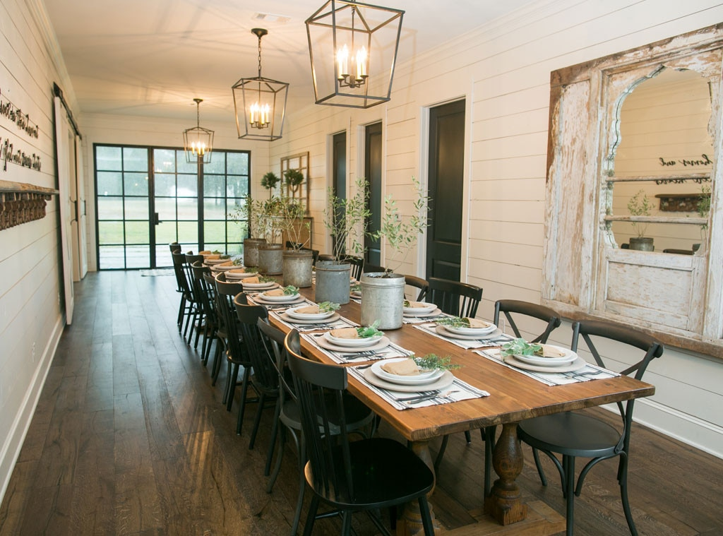 The Barndominium After From The Most Dramatic Fixer Upper