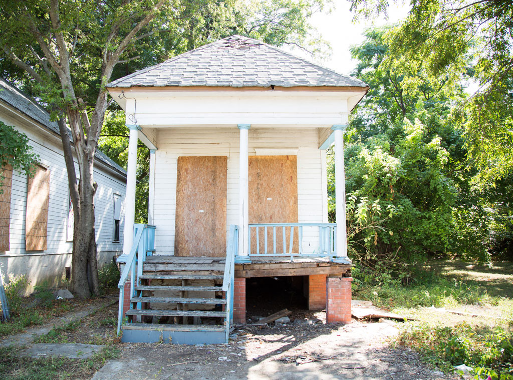 The Shotgun House: Before