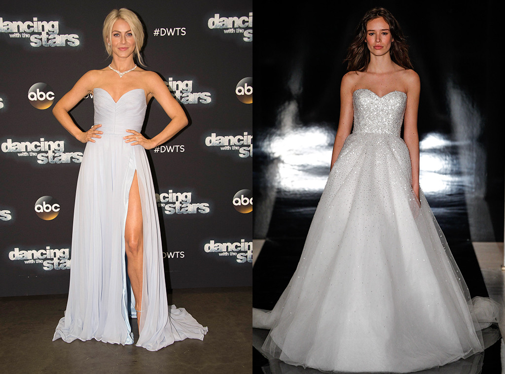 Images Of Gowns For Wedding: What Julianne Hough Should Wear On Her Wedding Day, Based