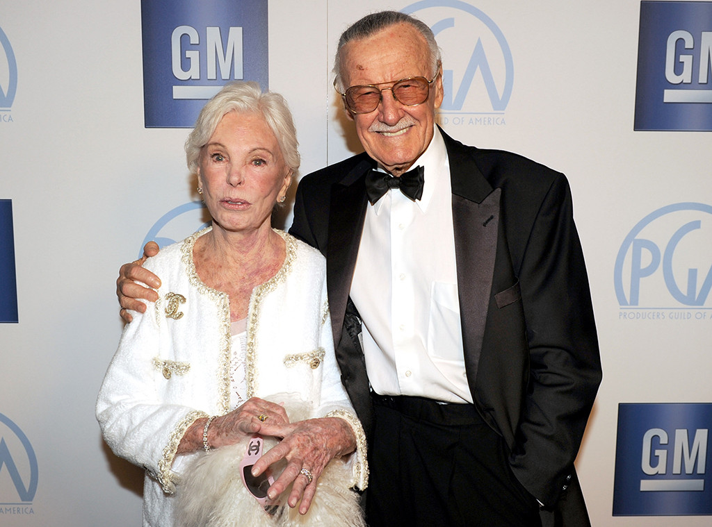 Stan Lee, Joan B. Lee