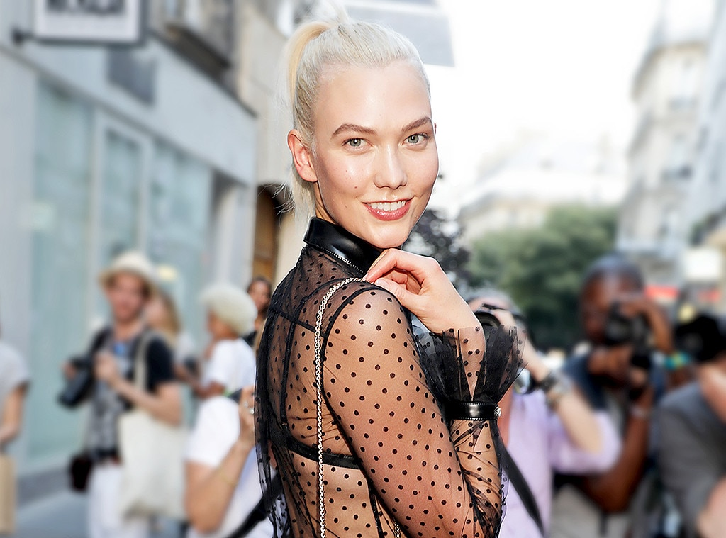 95cacb74ef2a Photo  777043 from Karlie Kloss  Haute Couture Paris Fashion Week ...