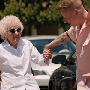Macklemore, Grandma, Glorious Music Video