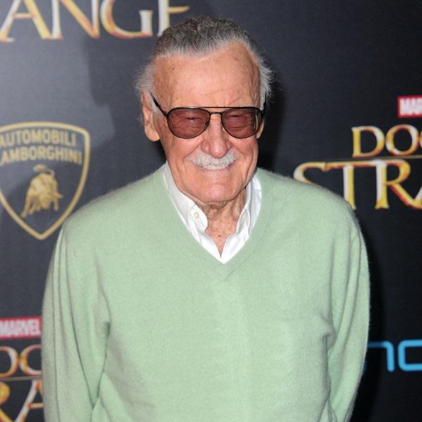 Stan Lee, Doctor Strange