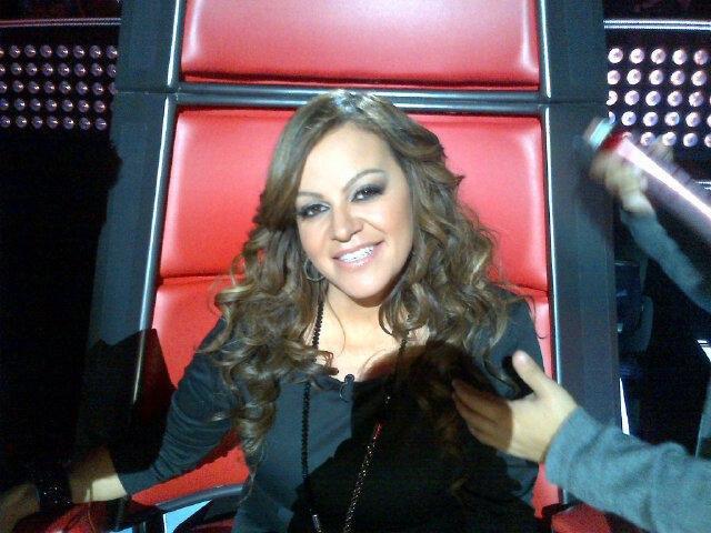 Jenni Rivera, La Voz Mexico