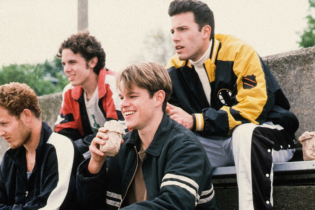 Ben Affleck, Matt Damon, Casey Affleck, Good Will Hunting