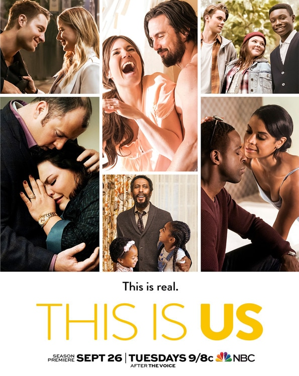 This Is Us, Season 2, Key Art, Poster