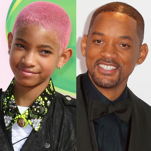 Here against will and willow smith that would