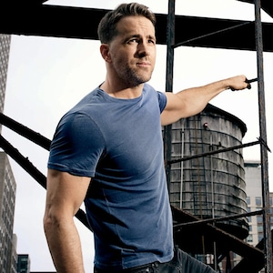 Ryan Reynolds, Men's Health