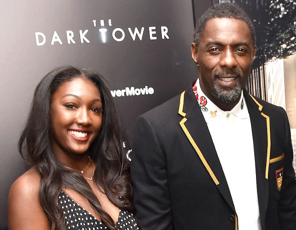 Idris Elba S Teen Daughter Sounds Off On Her Famous Dad S