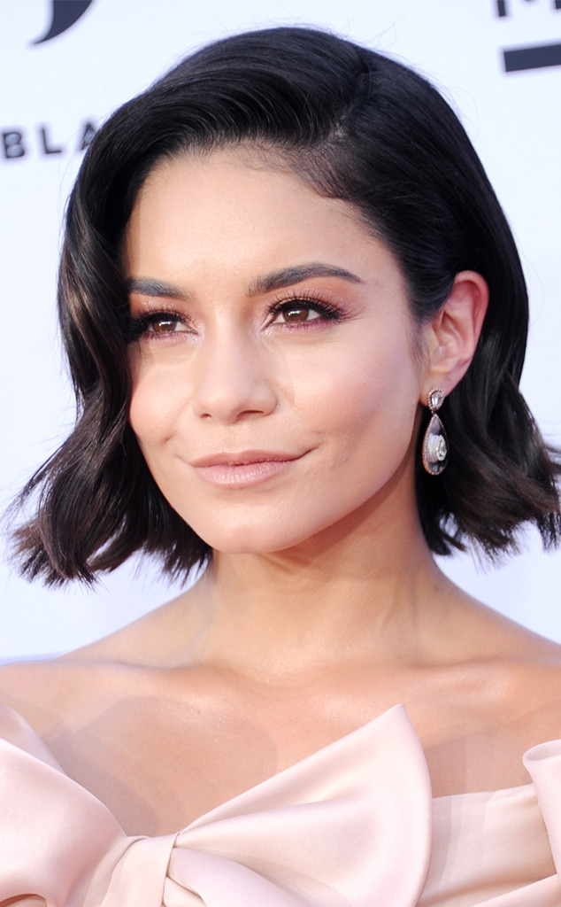 Vanessa Hudgens From Best Celebrity Short Hairstyles E News