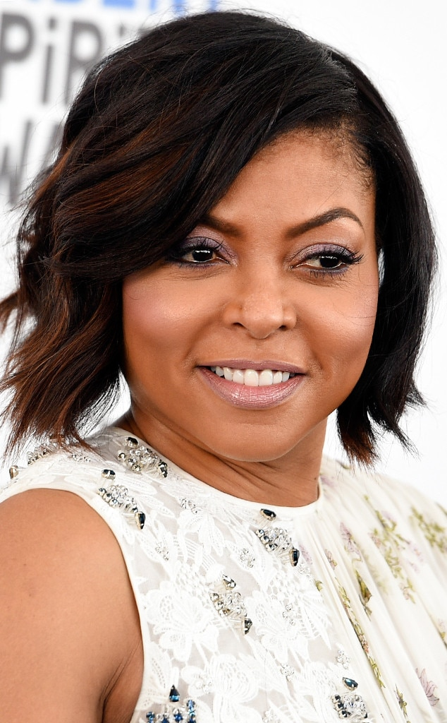 Groovy Taraji P Henson From Best Celebrity Short Hairstyles E News Natural Hairstyles Runnerswayorg