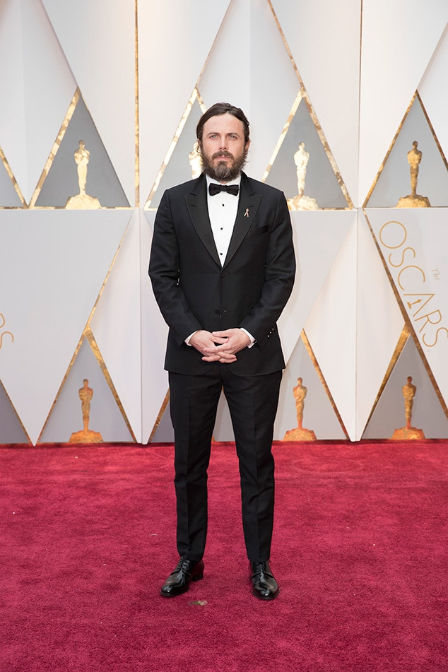 Casey Affleck, 2017 Oscars